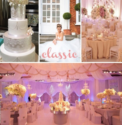 Wedding styles and themed weddings