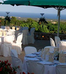 Luxury Wedding restaurant